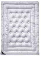 CELOLETNA PREŠITA ODEJA BELAIR - bela, Konvencionalno, tekstil (200/200cm) - Billerbeck