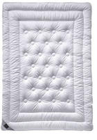 POPLUN CJELOGODIŠNJI - bijela, Konvencionalno, tekstil (200/200cm) - Billerbeck
