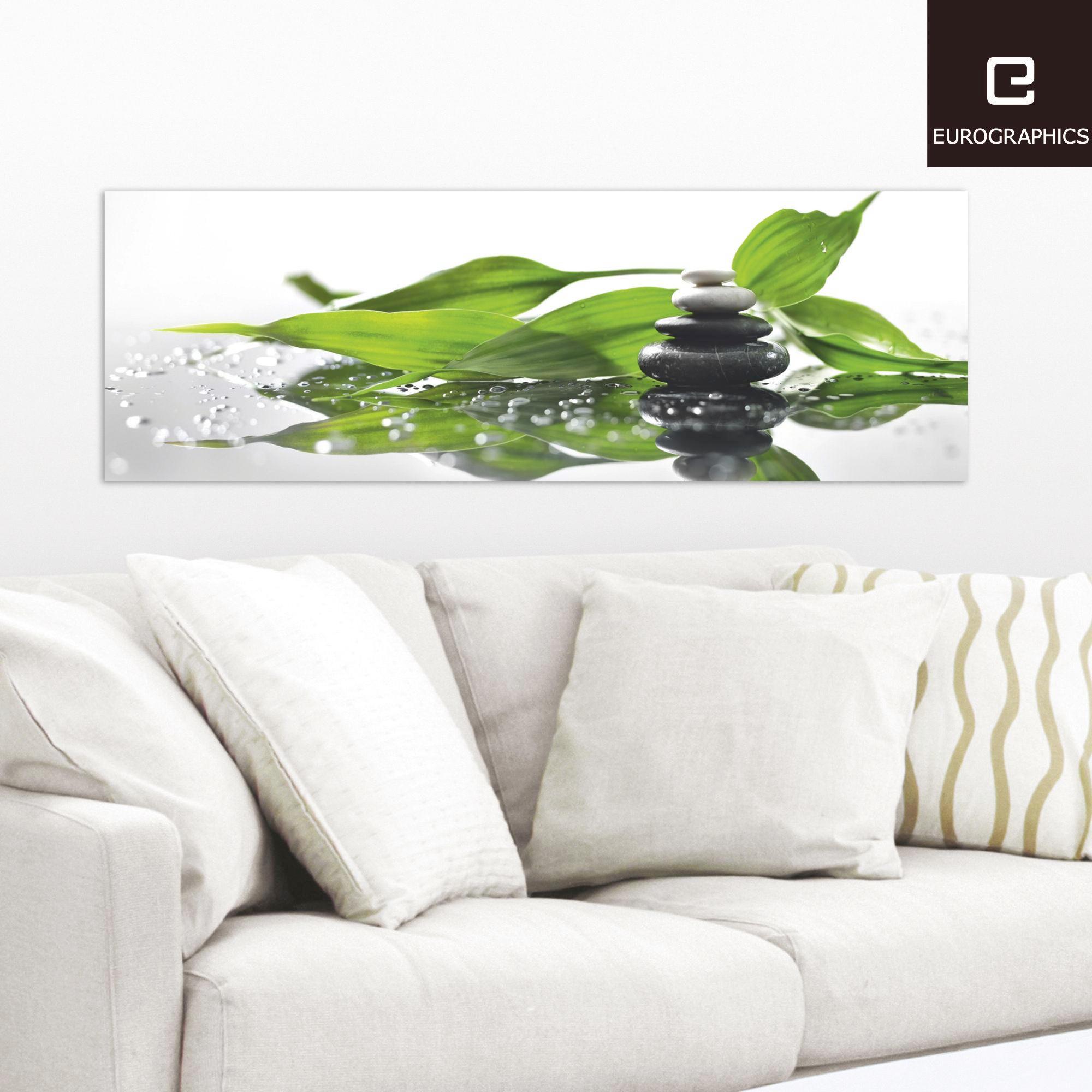 OBRAZ SKLENĚNÝ - Multicolor, Konvenční, sklo (33/98cm) - EUROGRAPHICS
