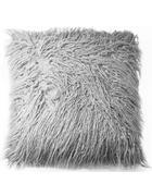 FELLKISSEN  - Grau, Trend, Textil (45/45cm) - Ambia Home