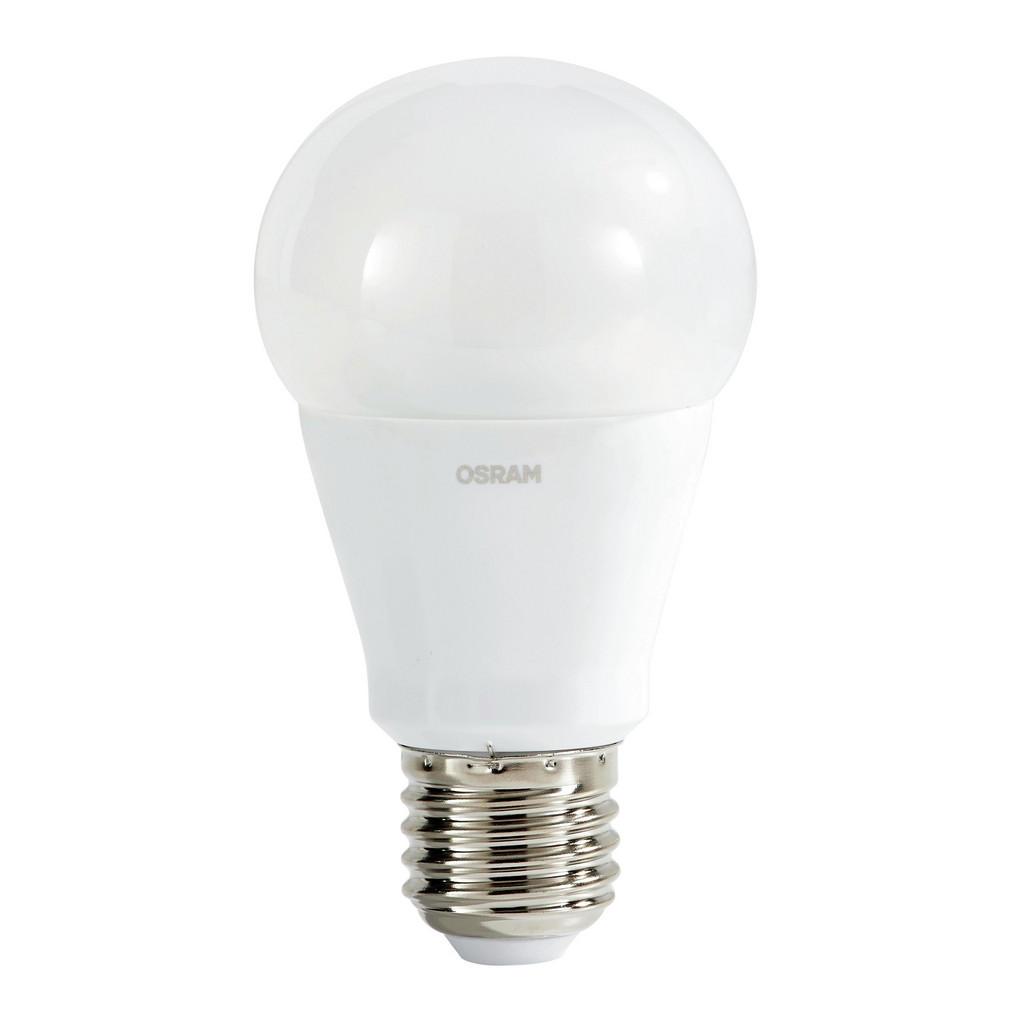 OSRAM LEUCHTMITTEL E27 10 W, Weiß
