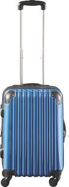 REISEKOFFER - Blau, Basics, Kunststoff (49/34/23,5cm) - Boxxx