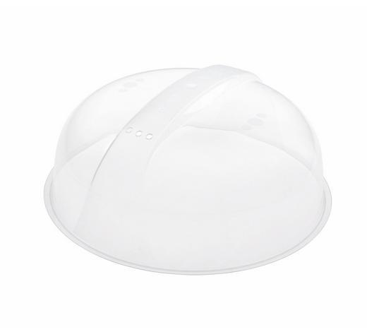 SPEISEHAUBE - Klar, KONVENTIONELL, Kunststoff (24cm) - Plast 1