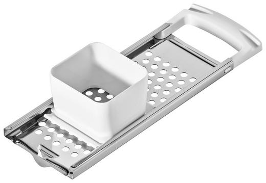 SPÄTZLEHOBEL - Weiß, Basics, Kunststoff/Metall (31,5cm) - Homeware