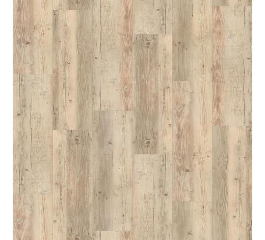 VINYLBODEN per  m² - Hellbraun/Hellgrau, MODERN, Holzwerkstoff/Kunststoff (120,7/21,6/0,94cm) - Parador