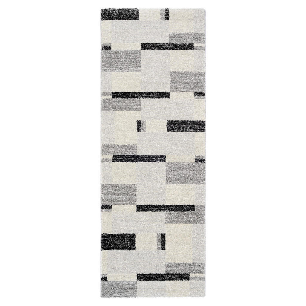 Novel Läufer 80/200 cm grau