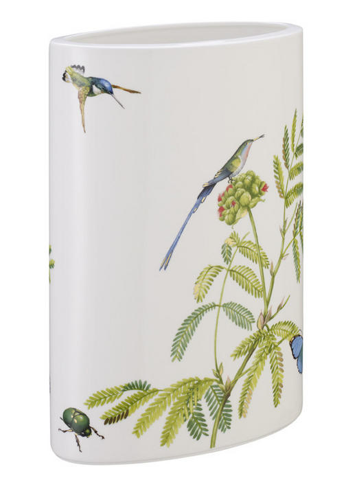 VASE 29 cm - Multicolor/Weiß, Basics, Keramik (29cm) - Villeroy & Boch