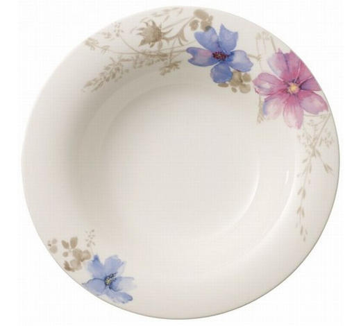 SUPPENTELLER 23 cm - Multicolor, KONVENTIONELL, Keramik (23cm) - Villeroy & Boch