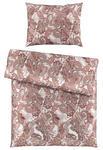 BETTWÄSCHE 140/200 cm  - Rosa, KONVENTIONELL, Textil (140/200cm) - Ambiente