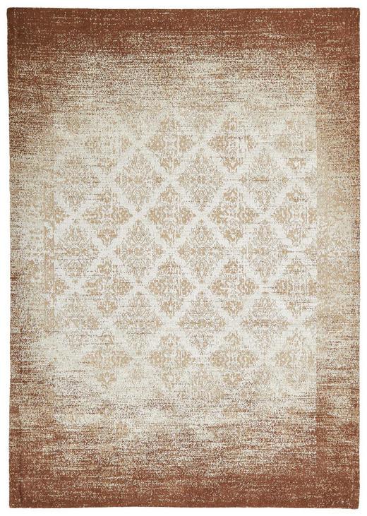 VINTAGE-TEPPICH  80/150 cm  Braun - Braun, LIFESTYLE, Kunststoff/Textil (80/150cm) - Novel