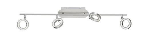 LED-STRAHLER - Design, Kunststoff/Metall (80/11/9cm)
