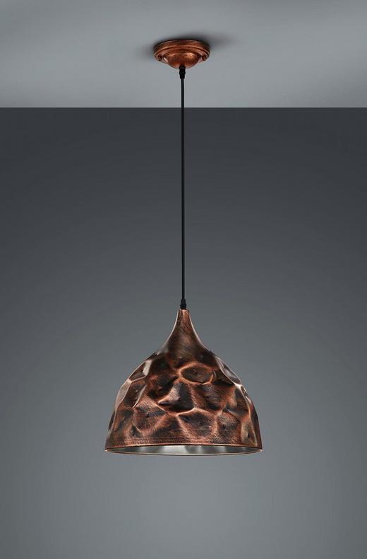 HÄNGELEUCHTE - Kupferfarben, MODERN, Metall (35/33/150cm)
