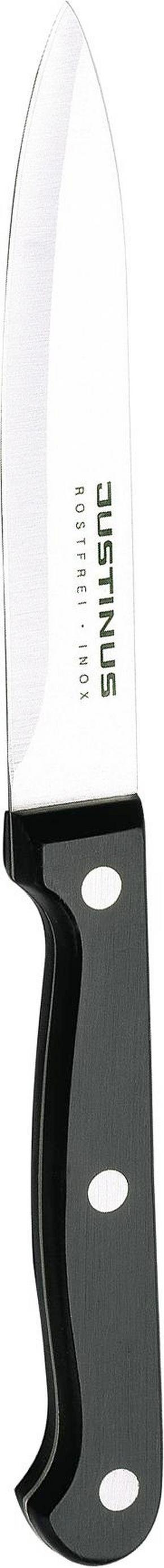 KÖKSKNIV - Basics, metall/plast (19,5cm) - Justinus