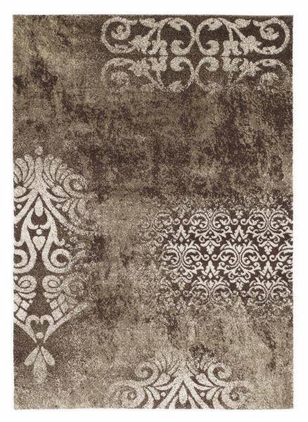 WEBTEPPICH  Braun  140/200 cm - Braun, Textil (140/200cm) - NOVEL
