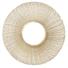 SPIEGEL  - Messingfarben, Design, Glas/Metall (79/12cm) - Kare-Design