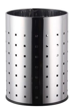 PAPPERSKORG - rostfritt stål-färgad, Basics, metall (25,5/34,5cm) - Homeware