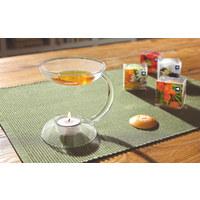 DUFTLAMPE - Klar, Basics, Glas (11.5/13/10cm) - Leonardo