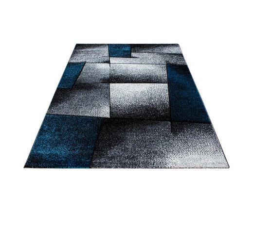 WEBTEPPICH  80/300 cm  Türkis   - Türkis, KONVENTIONELL, Textil (80/300cm) - Novel