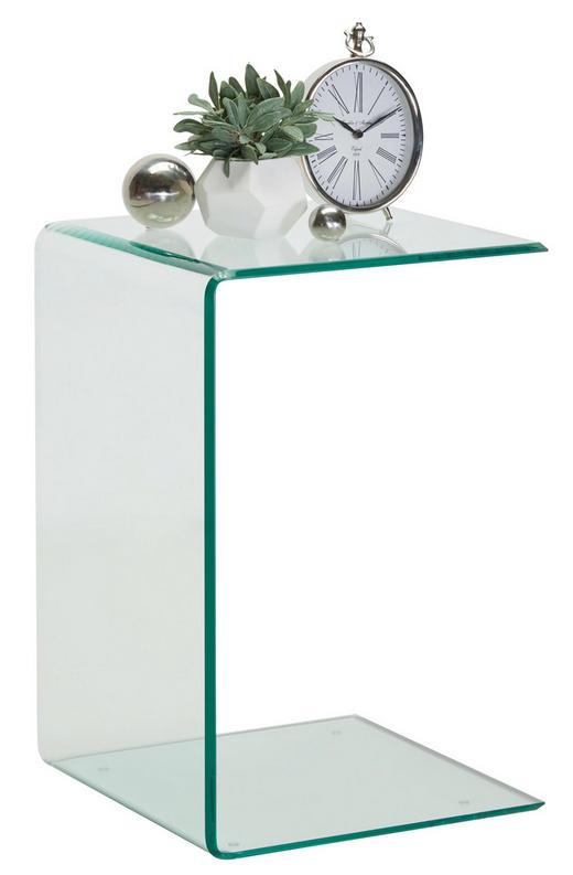 BEISTELLTISCH in Klar - Klar, Design, Glas (40/60/40cm) - Boxxx