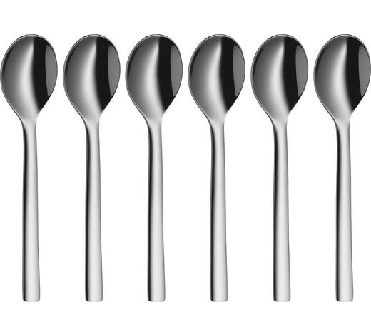 Espressolöffelset - Edelstahlfarben, Design, Metall (11cm) - WMF