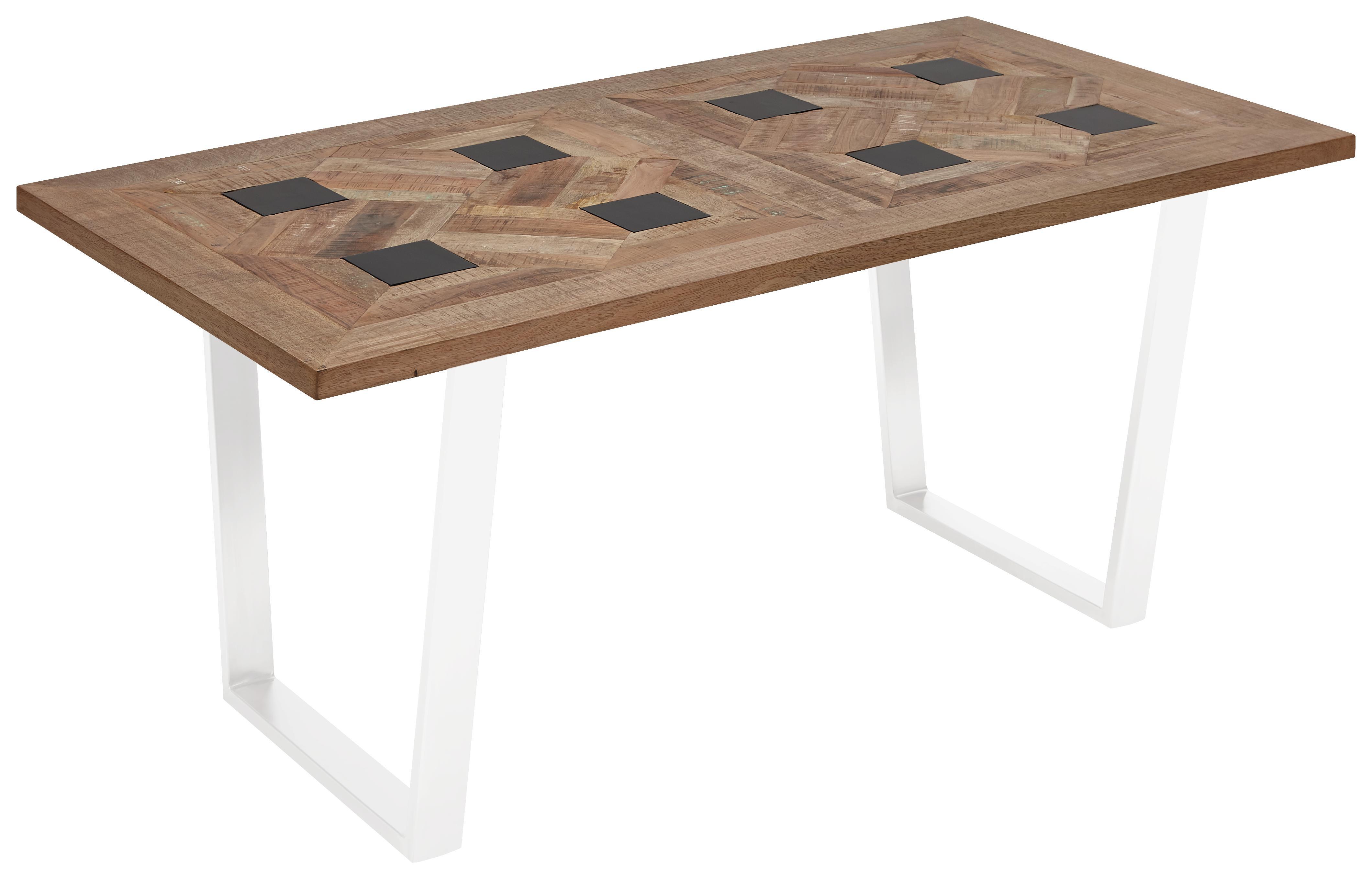 BORDSUNDERREDE - rostfritt stål-färgad, Design, metall (78/72/7,5cm) - Valdera