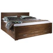 KREVET - Design, drvni materijal (185/208/96cm) - Carryhome