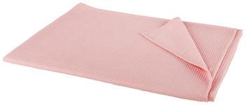 WAFFELPIQUE 140/200 cm  - Rosa, Design, Textil (140/200cm) - Esposa