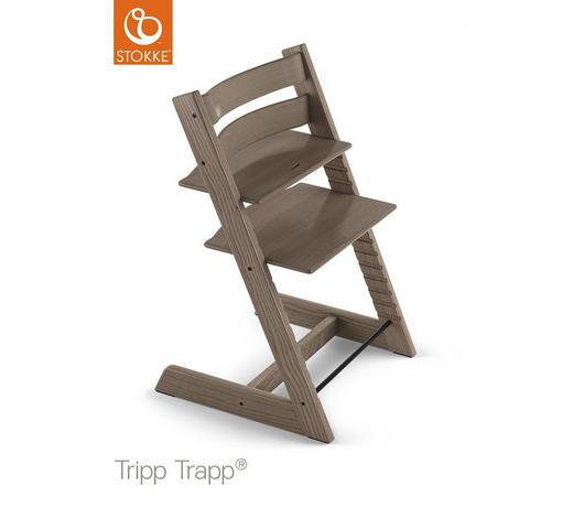 HOCHSTUHL Tripp Trapp  - Eschefarben, LIFESTYLE, Holz (49/46/79cm) - Stokke