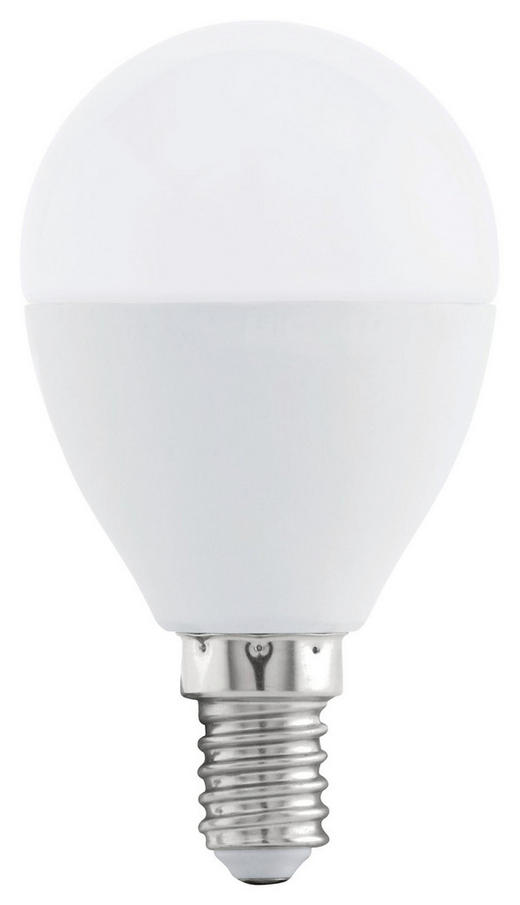 LED-LEUCHTMITTEL  E14 5 W - Weiß, Basics, Metall (5cm)