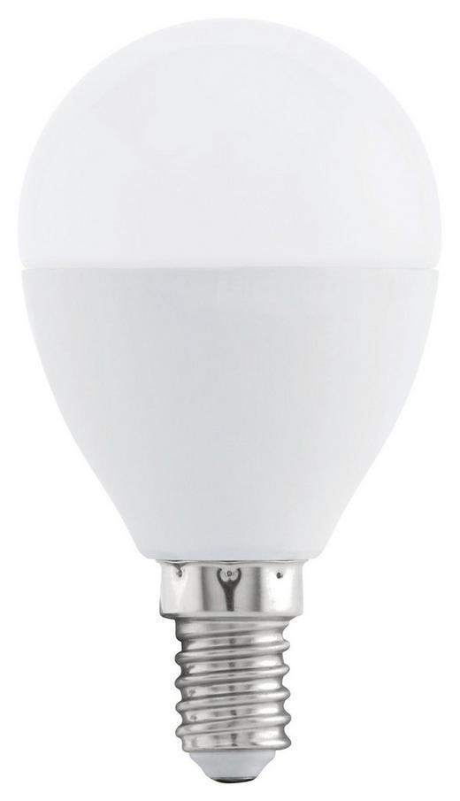 LED-LEUCHTMITTEL  E14 5 W - Weiß, Metall (5cm)