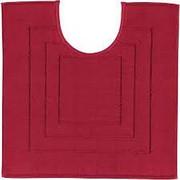 WC PREPROGA FEELING - rdeča, Konvencionalno, umetna masa/tekstil (59/59cm) - Vossen