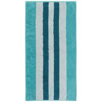 HANDTUCH 50/100 cm - Türkis/Hellgrau, Design, Textil (50/100cm) - Joop!