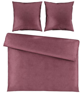 POSTELJNINA POTALA - lila, Basics, tekstil (200/200cm) - Novel