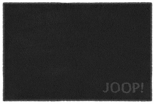 BADTEPPICH  Schwarz  70/120 cm - Schwarz, Basics, Kunststoff/Textil (70/120cm) - Joop!