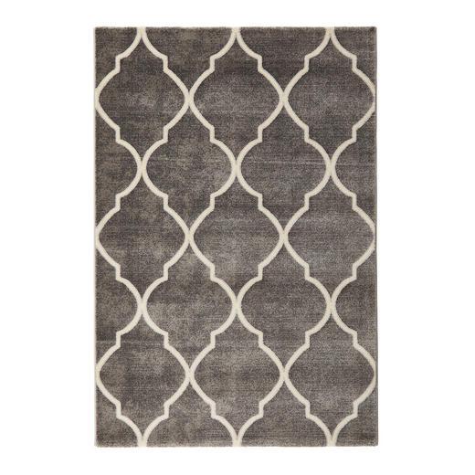 WEBTEPPICH  160/230 cm  Grau - Grau, Basics, Textil/Weitere Naturmaterialien (160/230cm) - Novel