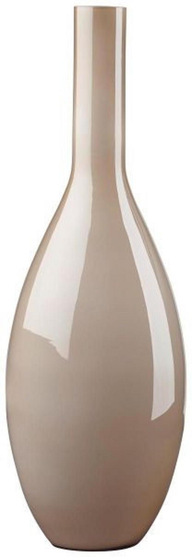 VASE - Beige, Basics, Glas (65cm) - LEONARDO