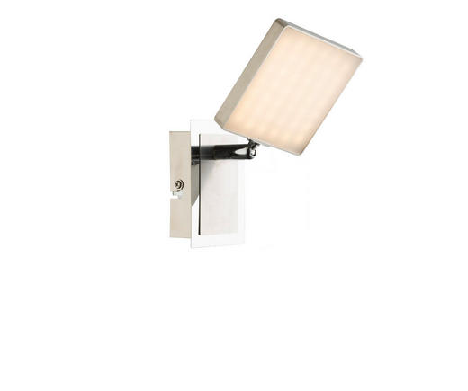 LED-STRAHLER - MODERN, Kunststoff/Metall (99,5/14,5/13,5cm)