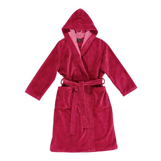 BADEMANTEL  Beere - Beere, Basics, Textil (40/42) - CAWOE