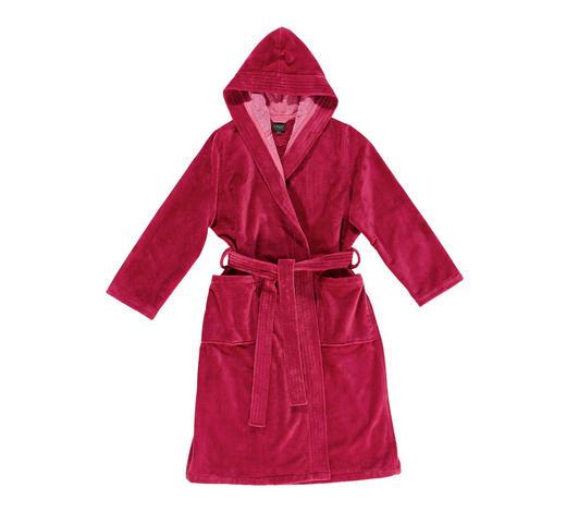 BADEMANTEL  Beere - Beere, Basics, Textil (44/46null) - Cawoe