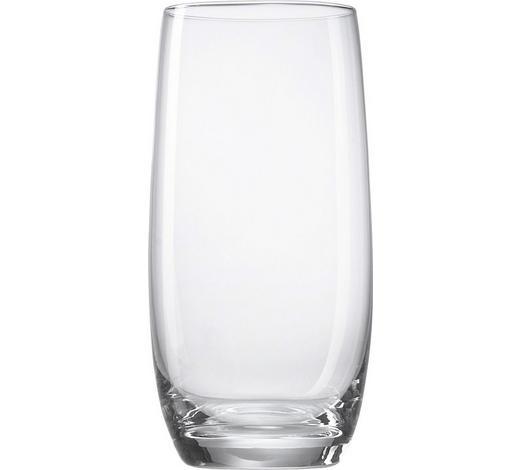 TRINKGLAS 570 ml - Klar, Basics, Glas (26.4/18.4/17.2cm) - Novel