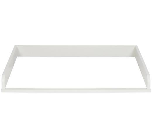 WICKELANSATZ Scandic - Weiß, Design, Holz/Holzwerkstoff (135/18/77cm) - Jimmylee