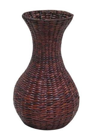 KORGVAS - brun, Lifestyle, metall/ytterligare naturmaterial (25/40cm) - Landscape