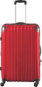 REISEKOFFER - Rot, Basics, Kunststoff (69/48/30,5cm) - Boxxx