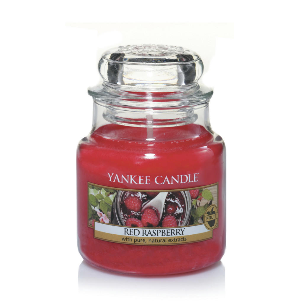 Yankee Candle Duftkerze Yankee Candle Red Raspberry