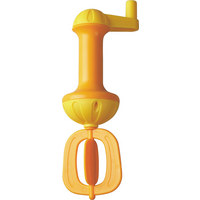BADESPIELZEUG - Gelb/Orange, Basics, Kunststoff (25cm) - Haba