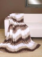 DECKE 150/200 cm Beige - Beige, Textil (150/200cm)