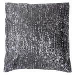 Zierkissen Helen - Schwarz, MODERN, Textil (45/45cm) - Luca Bessoni