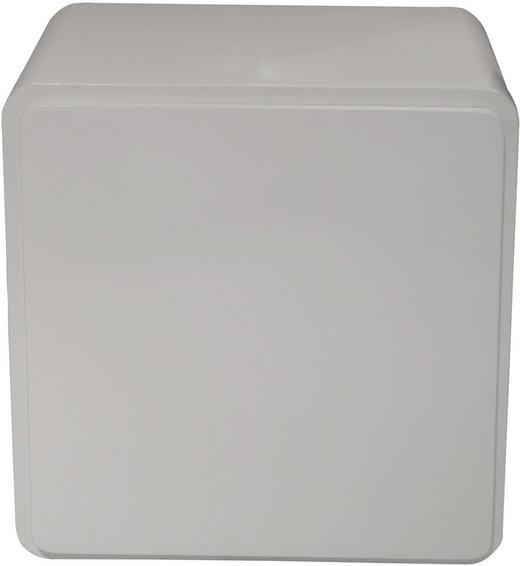 KOMMODE Weiß - Weiß, Design (45/45/35cm) - Kare-Design