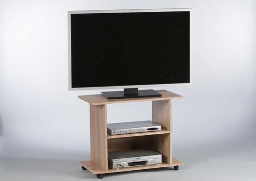 TV-ELEMENT Sonoma Eiche - Sonoma Eiche, KONVENTIONELL, Holzwerkstoff (78/64/38cm) - Carryhome