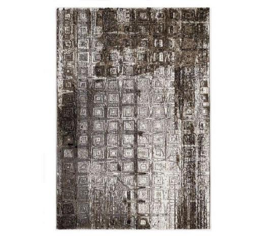 WEBTEPPICH  140/200 cm  Beige, Hellbraun   - Hellbraun/Beige, Basics, Textil (140/200cm) - Novel